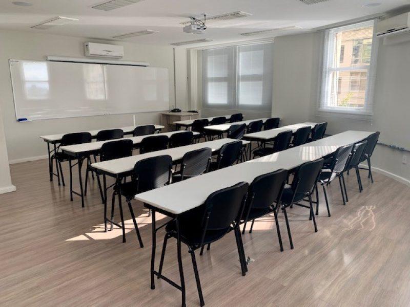 Sala Treinamento Curso