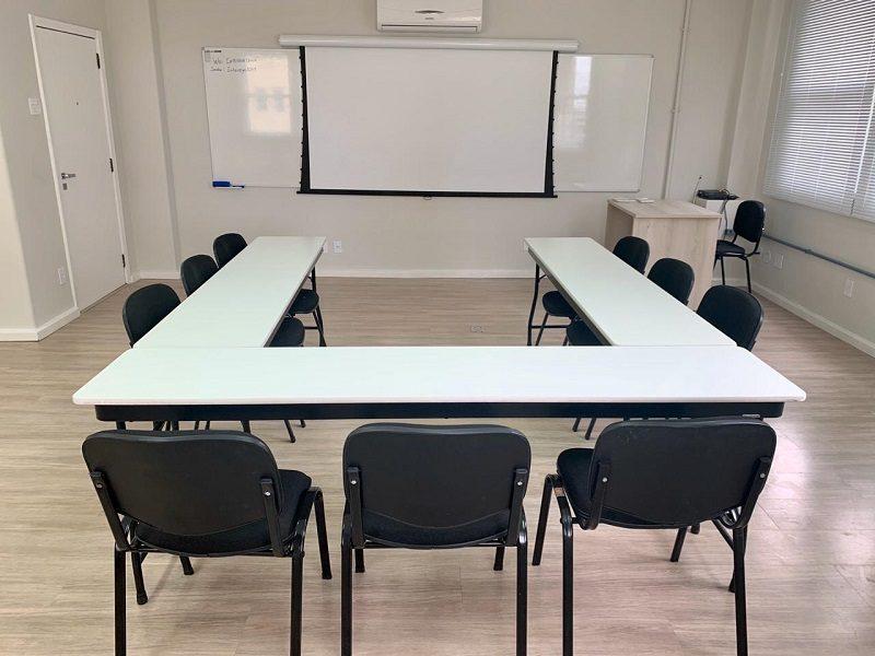 Sala Treinamento - Formato Curso 5
