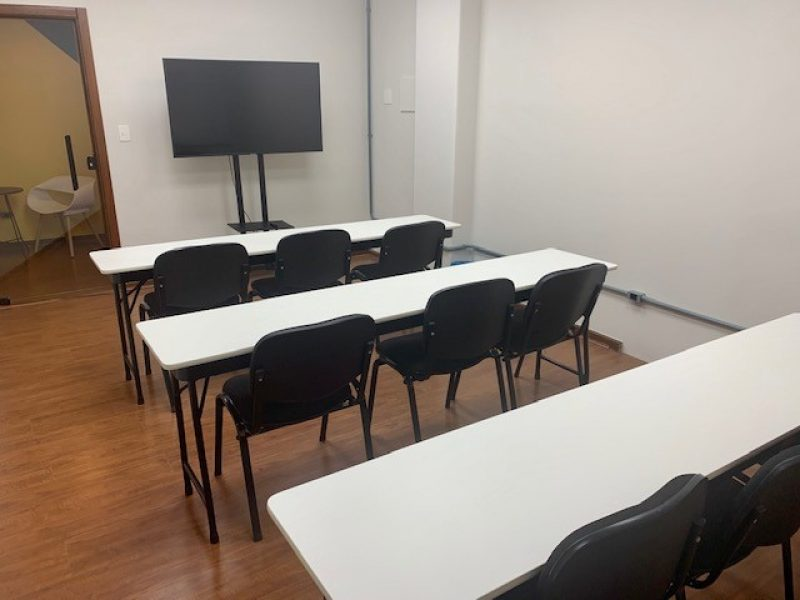 Sala de treinamento 2