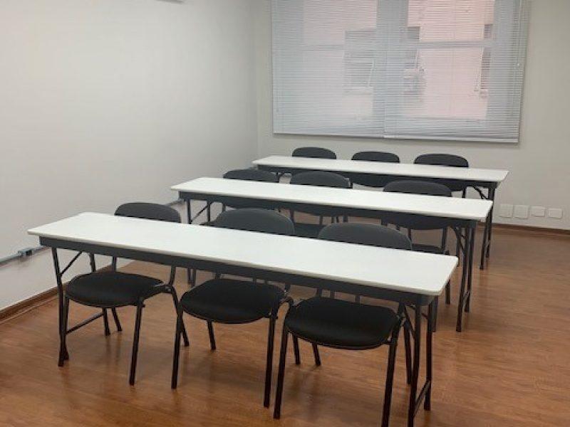Sala de treinamento 2.2